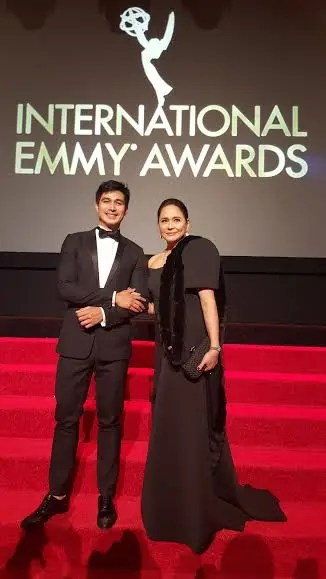 Piolo and Charo Int'l Emmys