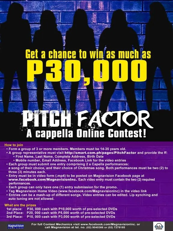 Pitch Factor