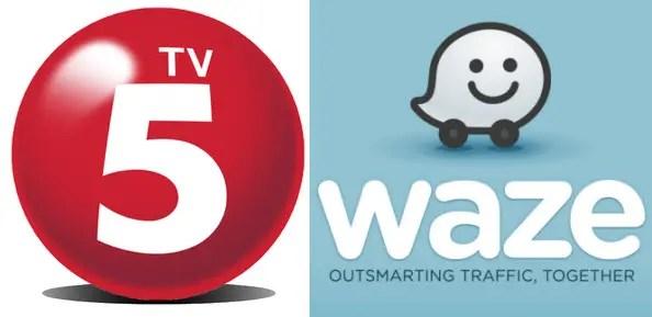 TV5 Waze