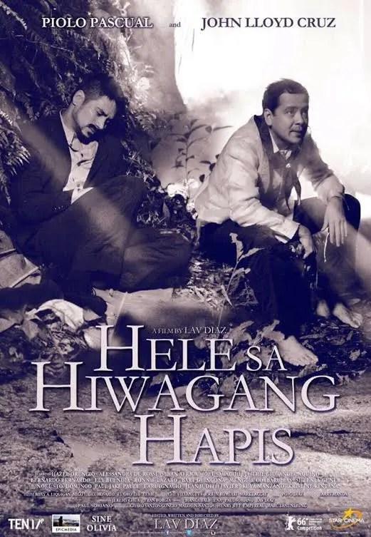 Hele Sa Hiwagang Hapis Poster
