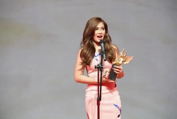 Maja Salvador Best Actress