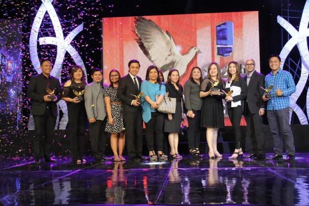 ABS-CBN Golden Dove