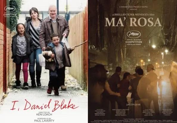 Cannes Winners