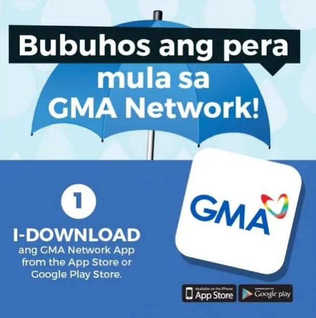 Bubuhos ang Pera Mula sa GMA