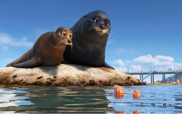 Finding Dory Seals