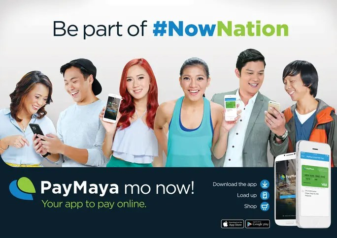 PayMaya Launches #NowNation Campaign to Empower the Filipino