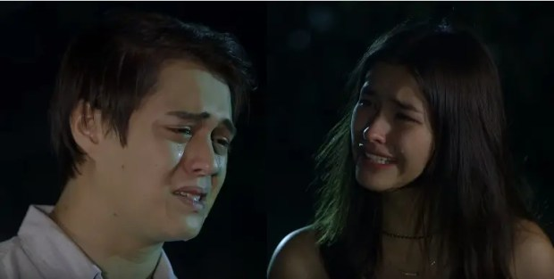 Tenten-tells-Serena-the-truth-in-DOLCE-AMORE-2