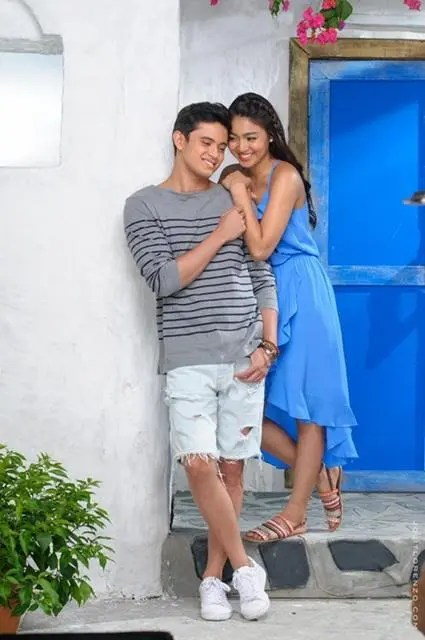 James and Nadine