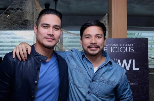 Piolo and Lui
