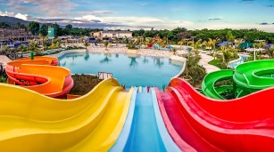 """Waterpark by Astoria is dubbed as the newest playground in Palawan's """"Forest City""""."""