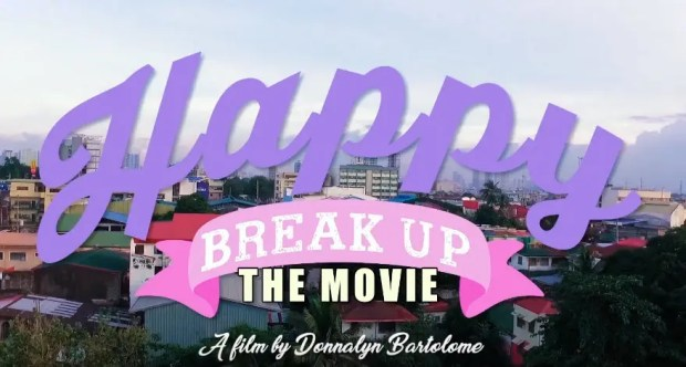 Happy Breakup the Movie Titlecard