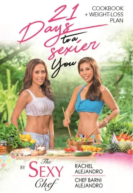 The Sexy Chef Reveals Recipes for a Superbod in '21 Days to a Sexier You'