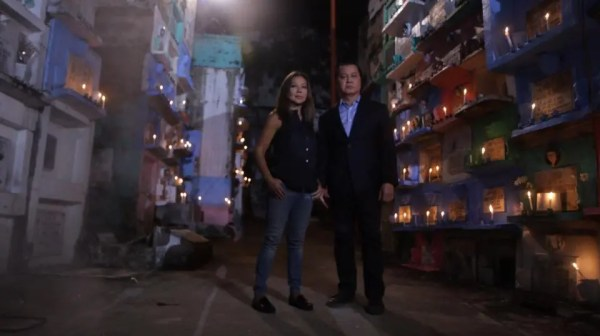 Noli de Castro and Korina Sanchez Join Forces in 'Rated K