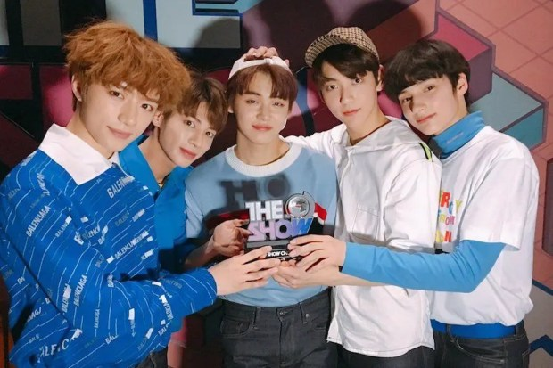 BTS' Little Brother Group TXT Makes History on Billboard ...