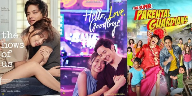 Hello Love Goodbye Now 2nd Highest Grossing Filipino Movie Of All