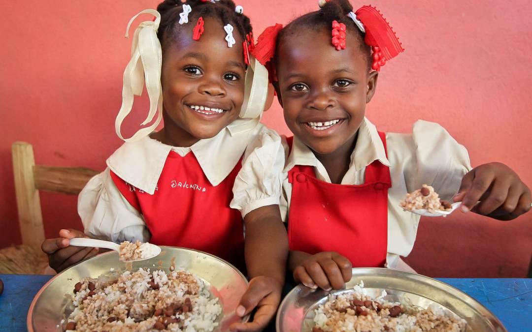 Matproblemer fortsetter i Haiti