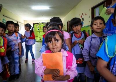 Hjelp våre barn blant Tobafolket!
