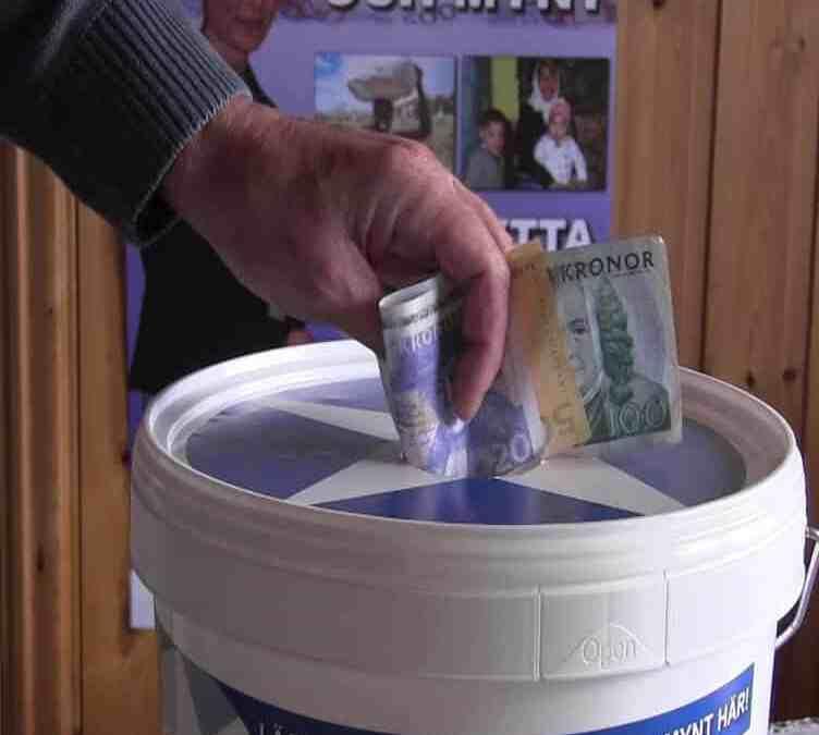 Låt dina gamla pengar göra nytta!