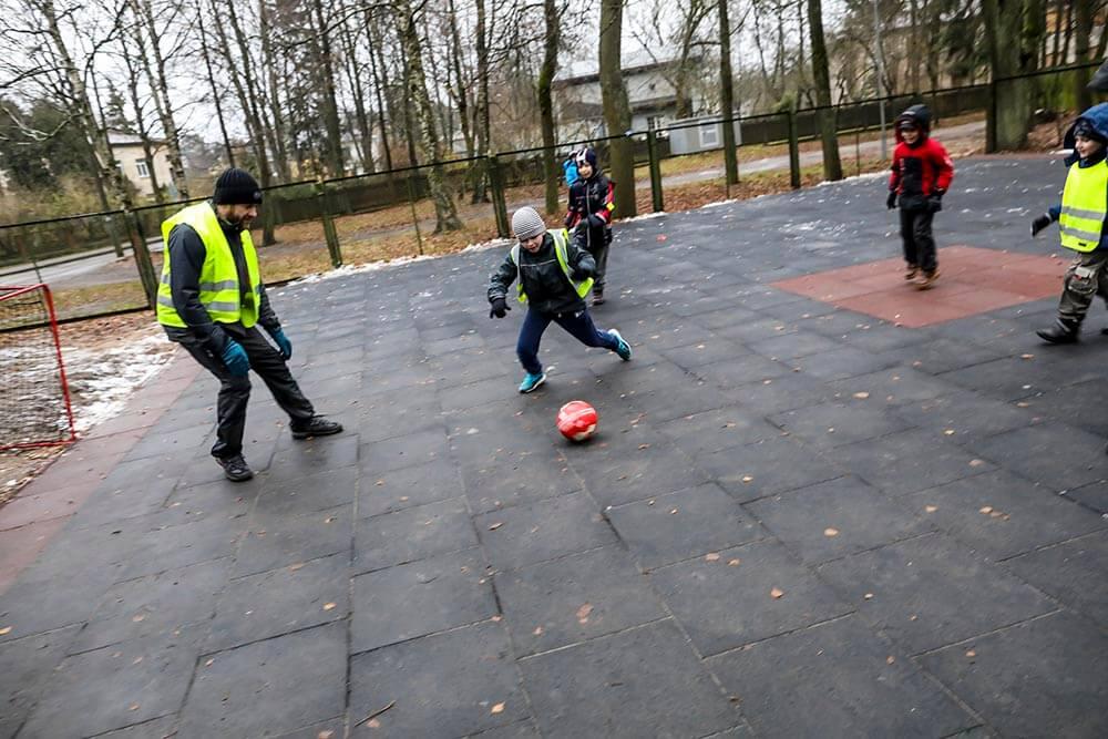 Lettland Ledstjarnan Fotboll