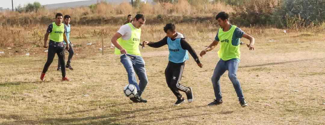 Fotboll i Murgeni