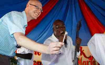 Söderberg & Partner lyfter Haiti
