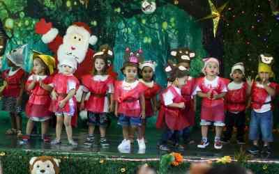 Julfester i Brasilien