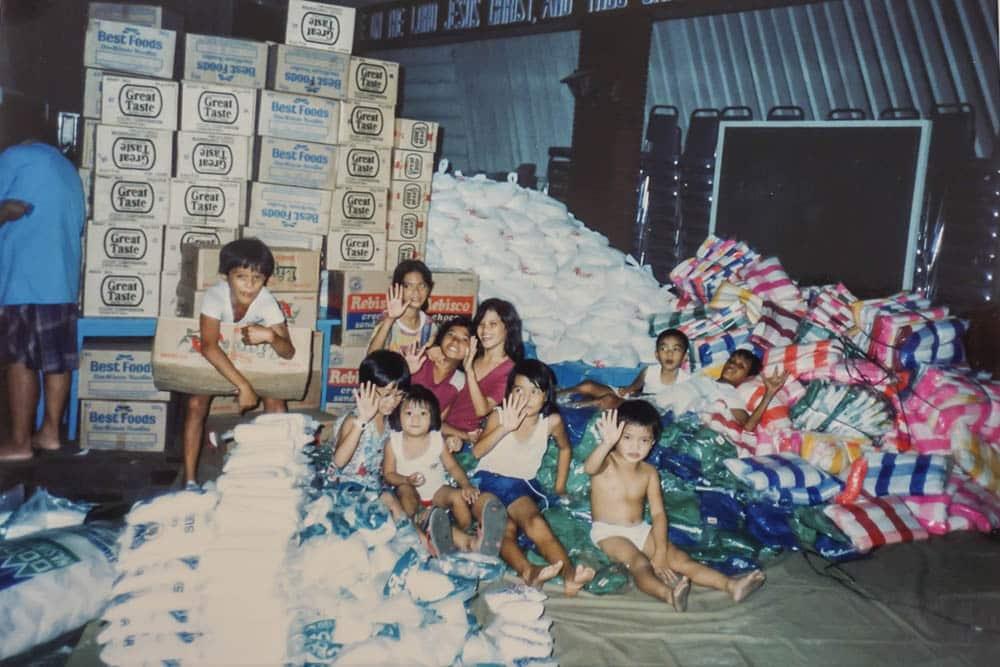 Filippinerna 1990 2