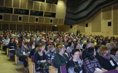 Konferens i Lettland