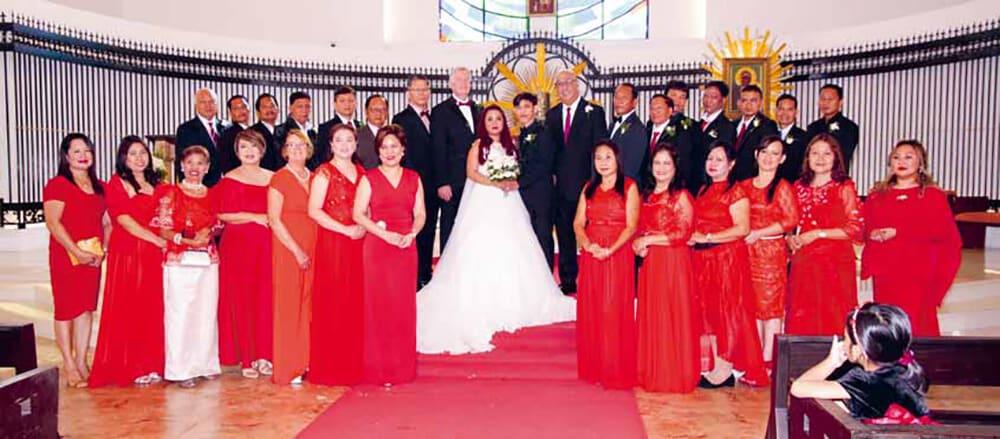 En oförglömlig bröllopsresa
