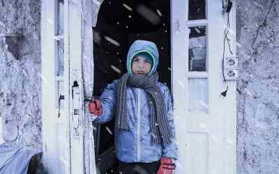 Barnen som jultomten övergav