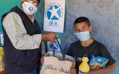 Nödhjälp Argentina