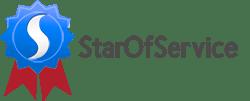 logo star of service