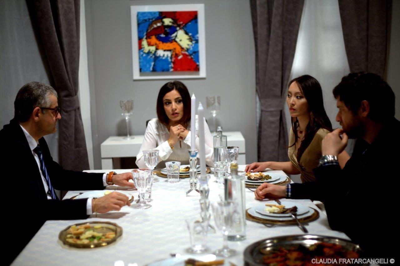 Il ministro Giorgio amato GIANMARCO TOGNAZZI ALESSIA BARELA FORTUNATO CERLINO EDOARDO PESCE JUN ICHIKAWA IRA FRONTEN