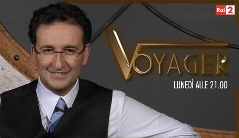 Fwd: RAI 2. VOYAGER - Lunedì 8 giugno ROBERTO GIACOBBO racconta i segreti di BARCELLONA