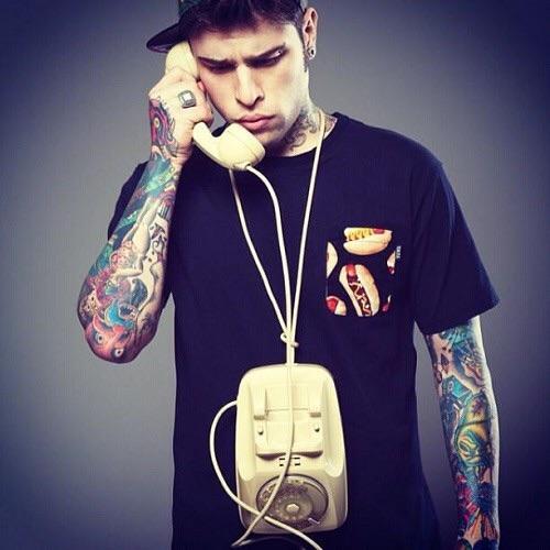 Fedez rapper