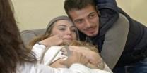 Aldo Palmieri Alessia Cammarota uomini e donne coppie amori passioni matrimonio bambino