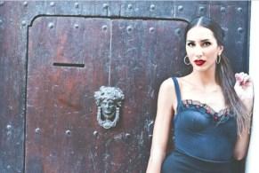 Fabiola Pezziniti fashion blogger