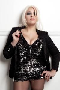 Copertina: la modella Benedetta De Luca