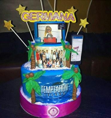 U&D: Reunion al compleanno di Germana Meli