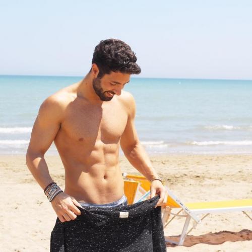 Temptation Island: il tentatore Claudio D'Angelo