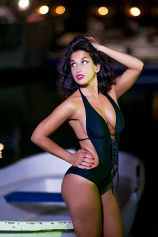 Claudia Letizia burlesque attrice fiction