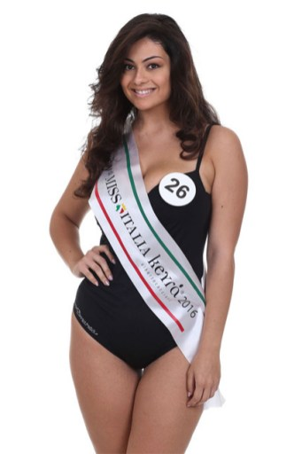 Miss Lato A: Paola Torrente