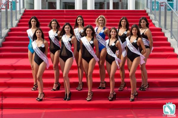 Miss Italia: le prefinaliste della Lombardia