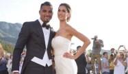 Kevin Prince Boateng e Melissa Satta foto Vanityfair