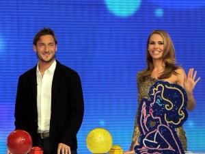 Ilary Blasi Francesco Totti Alfonso signorini GF vip grande fratello vip puntata 24 ottobre 2016