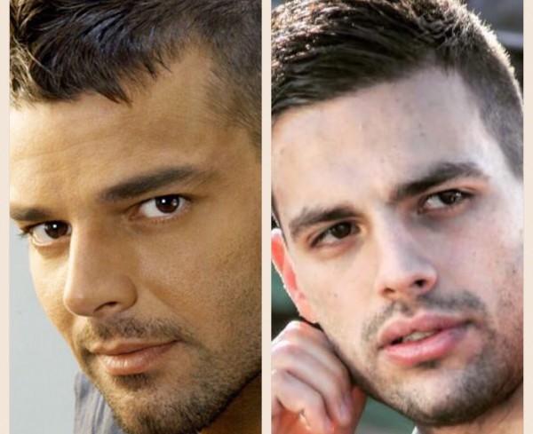 Ricky Martin Davide farina Flight 616 musica latina omosessuale etero sessuale