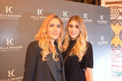 Francesca Borneo e la direttrice dello studio, Diletta Siniscalchi Minna
