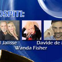 """DISCONOVITA' TV"" PER WANDA FISHER, I JALISSE E DAVIDE DE MARINIS"