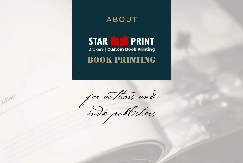 About us and Book Printing. You don't need Packagers or Publishers to 1. Print the best BOOKS, 2. Make more profit, 3. Get web traffic.