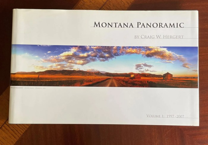 Montana Panoramic by Craig W. Herbert.